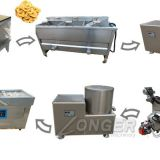 Automatic Plantain Chips Production  Line