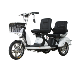 electric bike electric tricycle two seats with lead acid battery CE