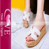 white summer sandals ladies fashion shoes Women's shoes ladies shoes