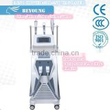 3 IN 1 OPT SHR+IPL+ND YAG LASER , hair removal , tattoo removal machine for beauty salon