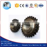 Professional Chain Sprocket 08B/20T manufacturer