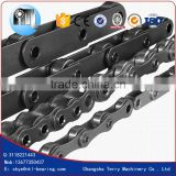 C2085HP Hollow Pin Type Palm Oil Conveyor Chains 40Mn or Stainless Steel