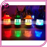 2017 Latest fashion night lamp hanging cute smile face LED night lighting lamp