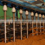 Beer barly malt production line