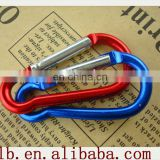 2013 hot sale wholesale silver/brass/gold stainless steel safety climbing snap hook