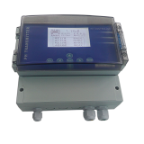 high quality low price industrial wall mounting type ph meter