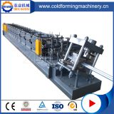 C Z Type Steel Purlin Cold Roll Forming Machine Automatically