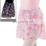 Colorful Girls Wrap Skirt Dance Skirts
