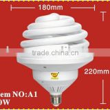Energy Saving Lamp 100% Tri-color Warm White