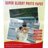 180GSM Super Glossy Inkjet Photo Paper In A4 Size For Inkjet Printing