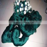 commercial fishing plastic net with float