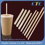 Different Type Of Wooden Coffee Stirrer/Stir Sticks