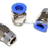 high quality pneumatic fitting plastic pipe fittings