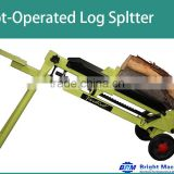 Manual Foot Operated Log Splitter BM11016