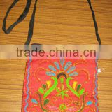 Traditional Hand Bags , Embroidered Hand Bags