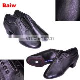 08B5L106 Men's Leather Latin Shoes