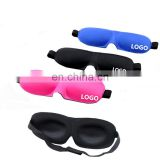 Travel Eye Mask Sleeping Blindfold Cover