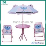 High quality kids animal table and chairs