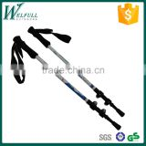 Trekking pole , 3 sections, for mountaineers SZ15337