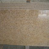 G682 Granite Wall &Flooring Covering,Rusty Granite Floor Covering&Tiles,Yellow Granite Slabs&Tiles,Granite Skirting