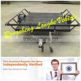 2014 Hot Sales Dipper Galvanized Steel Structure ATV Trailer