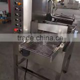 Automatic hocolate dipping machine/chocolate glazing machine/chocolate enrober