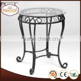 Hot sale wrought iron furniture