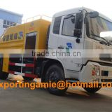 Dongfeng Tianjin 180hp 12000 liters sewer cleaning truck