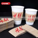Customized paper <b>cup</b> <b>sleeve</b> /coffee <b>sleeve</b>/<b>hot</b> <b>cup</b> <b>sleeve</b>