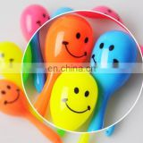 2016 Wholesale Musical Instruments Plastic maraca mini Toys For Baby