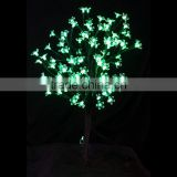 green flower tree /led cherry blossom/small size led trees