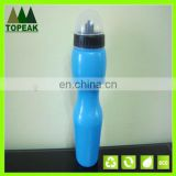 Customized logo sport water bottle BPA free water bottle plastic drinking 600ml bottle