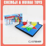 Intelligent toy draughts toy plastic chinese checkers