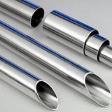 ASTM Decoration Welded 304 Stainless Steel Pipe 0.5~2.0mm