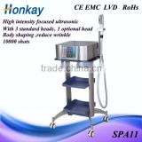 Best price hot sell portable high intensity focused ultrasound scanner machine with CE&ROHS approved