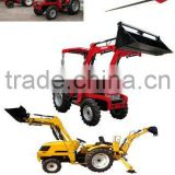 <b>Front</b> <b>loader</b> with CE <b>tractor</b>