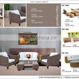 Water hyacinth sofa, living/guest room furniture