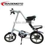 China Made Cheap Folding Bicycle (CE Approved)