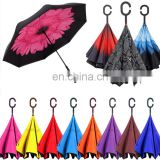 Hot Sale Professional Factory Price Double Layer Inverted Umbrella