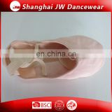professional Pink Kids and women dance shoes Wholesale Canvas ballet shoes
