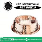 High quality Copper fruit bowl, 2pcs
