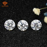 Round brilliant cut VVS1 high polished 1 CT 6.5mm diamond jewelry moissanite very hotsell to USA