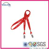 high quality custom polyester lanyard