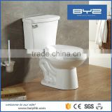 Natural white color chinese girl toilet