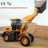 hot selling small wheel loader hydraulic wheel loader