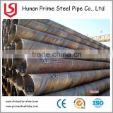 carbon steel pipe oil pipeline equipment SSAW API 5L GRB SSAW Epoxy Coating Hydraulic Piping Pipe
