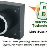CCD LINE SCAN CAMERA