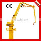 Famous Brand HGY28 Concrete Pump Placing Boom