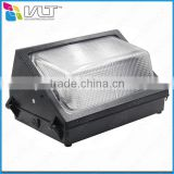 Die cast aluminum led wall pack lights 75w ul dlc suface wall mount wall lamp