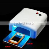 Accept paypal, 6W/20W/36W Fast Curing UV Light Ultraviolet Lamp to Bake Loca Glue for New